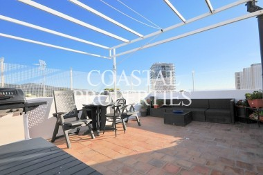 Property for Sale in Palmanova, Penthouse Duplex Apartment With Roof Terrace For Sale In Palmanova, Mallorca, Spain