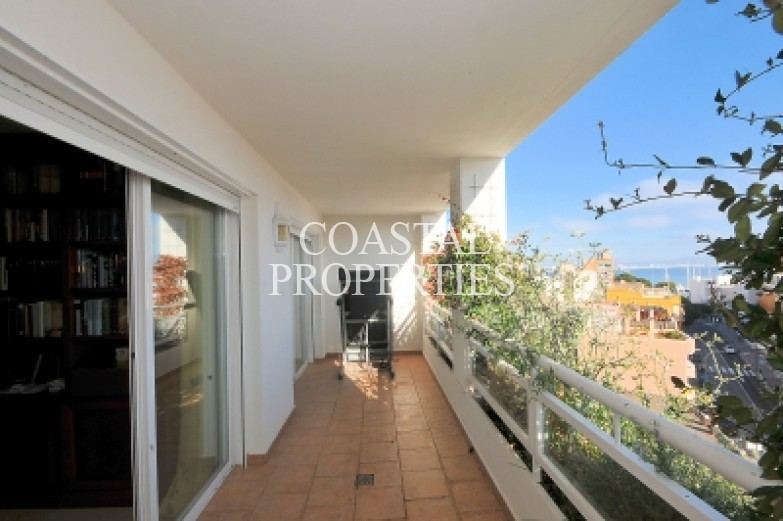 Property for Sale in Palma, Duplex Penthouse With Sea View For Sale Near Porto Pi Palma, Mallorca, Spain