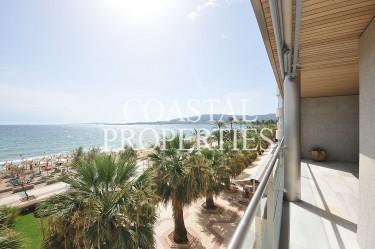 Property for Sale in Portixol, Luxury Beachfront  Sea View Apartment For Sale In Marina Plaza Portixol, Mallorca, Spain