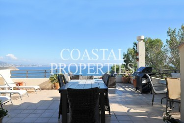 Property for Sale in Cala Vinyes , Amazing Sea View Duplex Penthouse For Sale Cala Vinyes, Mallorca, Spain