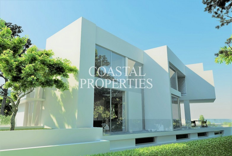 Property for Sale in El Toro , Stunning First Line Villa For Sale Next To Port Adriano El Toro, Mallorca, Spain
