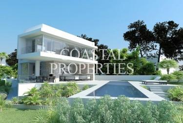 Property for Sale in El Toro , Stunning First Line Villa For Sale Next To Port Adriano El Toro, Mallorca, Spain