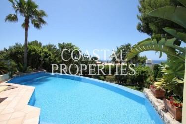 Property for Sale in Santa Ponsa, Sea View Luxury Villa For Sale In  Santa Ponsa, Mallorca, Spain