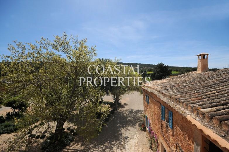Property for Sale in Santa Eugenia,  Nineteenth-Century Mallorcan Estate For Sale in Santa Maria, Mallorca, Spain