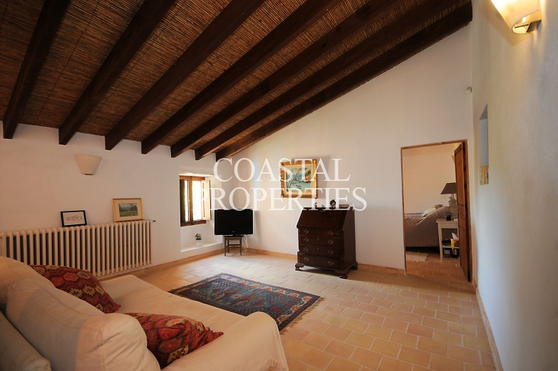 Property for Sale in Santa Eugenia,  Nineteenth-Century Mallorcan Estate For Sale in Santa Maria, Mallorca, Spain