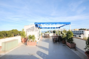 Property to Rent in Palmanova, Three Bedroom Apartment With Roof Terrace For Rent Palmanova, Mallorca, Spain