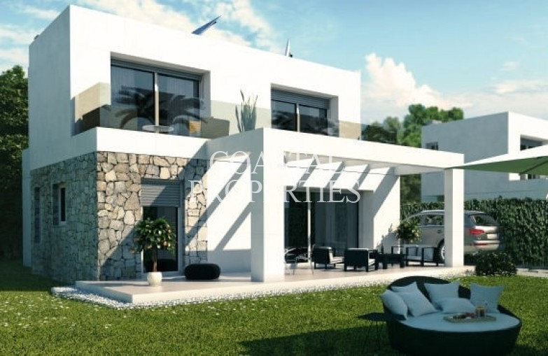 Property for Sale in Sa Rapita, Prices From 480,000,  New Villas For Sale Near The Sea In  Sa Rapita, Mallorca, Spain