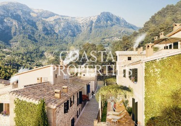Property for Sale in Deia, 3 Bedroom New Town Houses For Sale In Sierra De Tramuntana Deia, Mallorca, Spain
