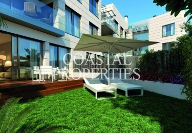 Property for Sale in Puerto Andratx, Luxury New Garden Apartment For Sale Puerto Andratx, Mallorca, Spain