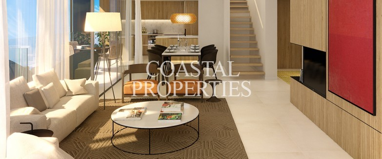Property for Sale in Palma, Exclusive Contemporary Penthouse Apartment For Sale In   Palma, Mallorca, Spain