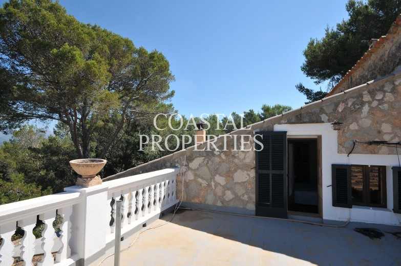 Property for Sale in Portol Near Santa Maria, Lovely Country Home For Sale In  Portol, Mallorca, Spain