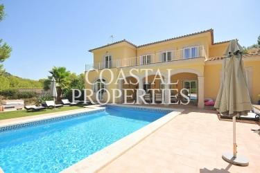 Property to Rent in Santa Ponsa Nova, Stylish 4 Bedroom Villa With Swimming Pool For Rent Santa Ponsa, Mallorca, Spain
