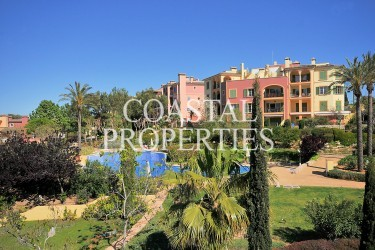 Property for Sale in Bendinat, Sa Vinya. Penthouse Apartments With Large Terrace For Sale In  Bendinat, Mallorca, Spain
