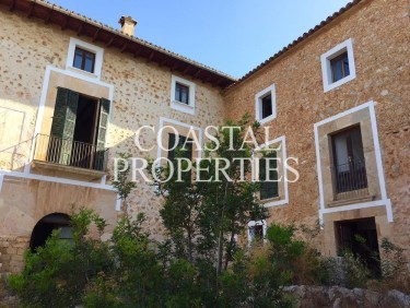Property for Sale in Bunyola, Large Mallorquin Country House For Sale In  Bunyola, Mallorca, Spain