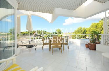 Property for Sale in Cala Vinyes, Penthouse For Sale With Parking And Sea Views Cala Vinyes, Mallorca, Spain