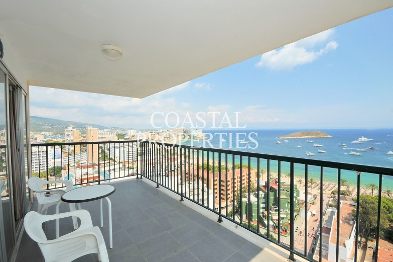 Property for Sale in Magalluf, Apartment With Amazing Views For Sale Magalluf, Spain