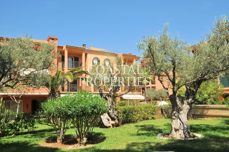 Property for Sale in Port Adriano, Garden Apartment For Sale El Toro, Mallorca, Spain