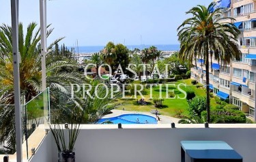 Property for Sale in Puerto Portals, Fully Refurbish Apartment For Sale In The Marina  Puerto Portals, Mallorca, Spain