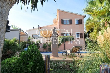 Property for Sale in Calva, Four Bedroom Detached Property In Walking Distance Of Calvia Village Calvia Village, Mallorca, Spain