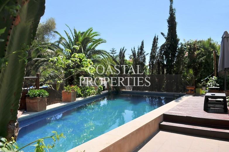 Property for Sale in Torrenova, Villa With Two Bedroom Guest Apartment Torrenova, Mallorca, Spain
