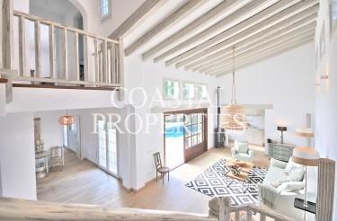 Property for Sale in Palmanova, Unique Stylish Villa For Sale With Guest House. Palmanova, Mallorca, Spain