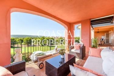 Property for Sale in Santa Ponsa Nova, Penthouse Three Bedroom Apartment For Sale Santa Ponsa, Mallorca, Spain