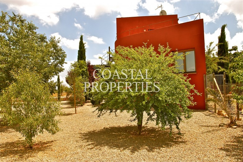 Property for Sale in Campos, Unique Modern Country House For Sale Campos, Mallorca, Spain