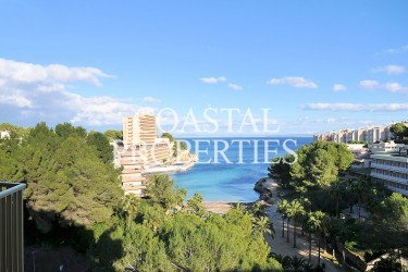 Property for Sale in Cala Vinyes, Sea View Apartment For Sale With Direct Sea Access  Cala Vinyes, Mallorca, Spain