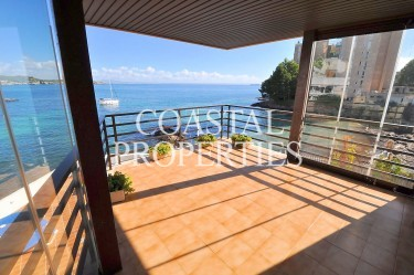 Property for Sale in Cas Catala, Amazing Sea View First Line Apartment For Sale Cas Catala, Mallorca, Spain