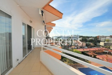 Property for Sale in Son Caliu, Two Bedroom Apartment With Partial Sea Views For Sale Son Caliu, Mallorca, Spain