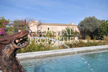 Property for Sale in Salva, Lovely Country House With Stables For Sale Salva, Mallorca, Spain