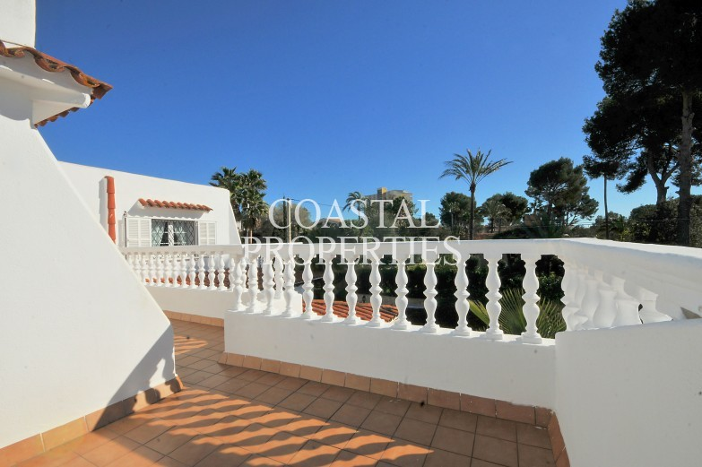 Property for Sale in Palmanova. Lovely Family Villa With Swimming Pool And Guest  Apartment For Sale Palmanova, Mallorca, Spain