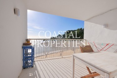 Property to Rent in Son Caliu, First Line Sea View Apartment For Rent  Son Caliu, Mallorca, Spain