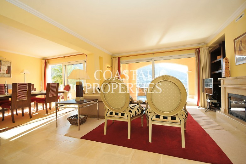 Property for Sale in Gran Folies, Luxury 4 Bedroom Sea View Penthouse For Sale Puerto Andratx, Mallorca, Spain