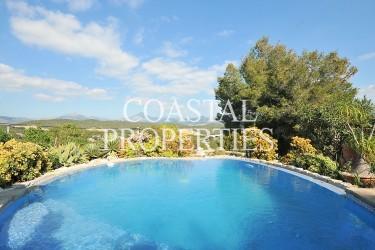 Property for Sale in Costa De La Calma, Villa For Sale With Separate Two Bedroom Guest Apartment Costa De La Calma, Mallorca, Spain