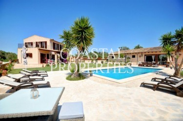 Property for Sale in Felanitx, Country House For Sale With Separate Guest Annex Felanitx, Mallorca, Spain