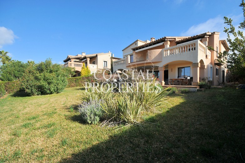 Property for Sale in Forat 19, Garden Apartment For Sale In Exclusive Gated Community   Santa Ponsa, Mallorca, Spain