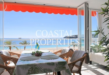Property for Sale in Magalluf, Sea View One Bedroom Apartment For Sale Magalluf, Mallorca, Spain