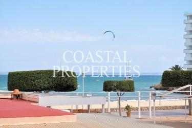 Property for Sale in Palmanova. Beachfront 2 Bedroom Sea View Apartment For Sale Palmanova, Mallorca, Spain