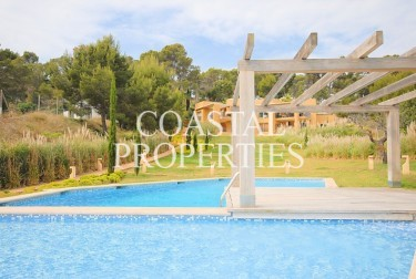 Property to Rent in Cala Vinyes, Modern 2 Bedroom, 2 Bathroom Ground Floor Apartment For Rent Cala Vinyes, Mallorca, Spain