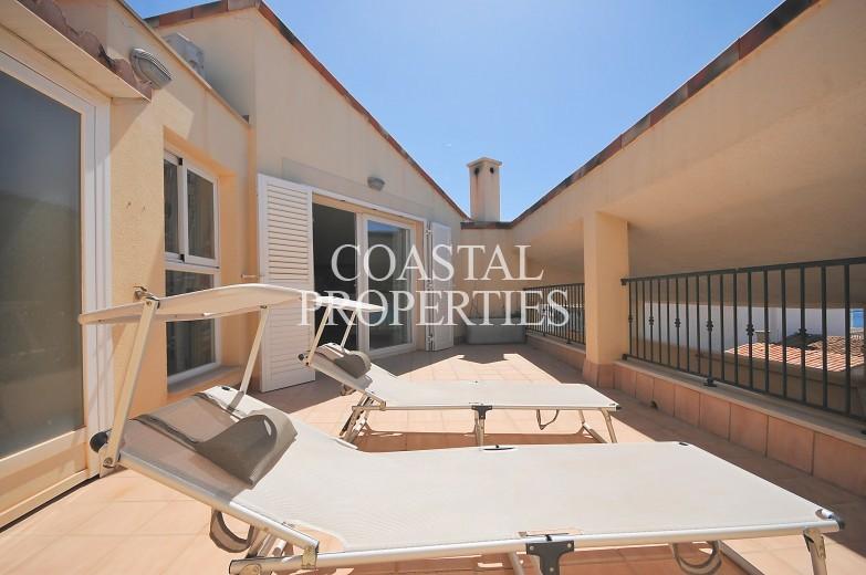 Property for Sale in Sa Rapita, Large Sea View Duplex For Sale Close To Beach Sa Rapita, Mallorca, Spain