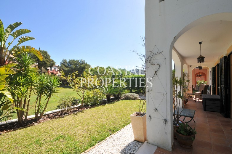 Property for Sale in Unique Villa With Gym And Cinema Area For Sale First Line Golf  Camp De Mar, Mallorca, Spain