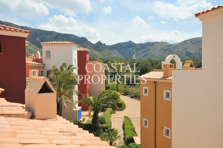 Property for Sale in Penthouse For Sale With Amazing Sea And Mountain Views Betlem, Mallorca, Spain