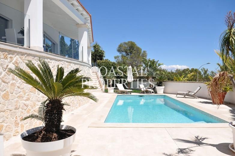 Property for Sale in Modern Luxury 4 Bedroom Sea View Villa For Sale  Costa D'en Blanes, Mallorca, Spain