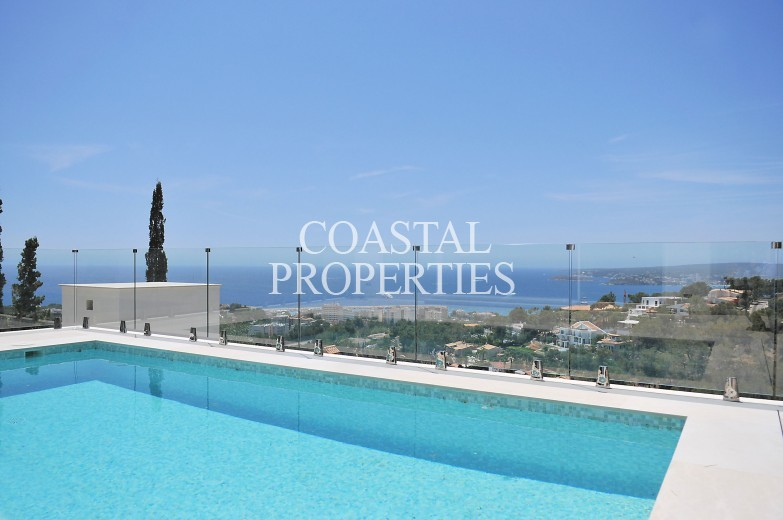 Property for Sale in Costa D'en Blanes, Luxury Sea View Modern Villa For Sale Costa D'en Blanes, Mallorca, Spain