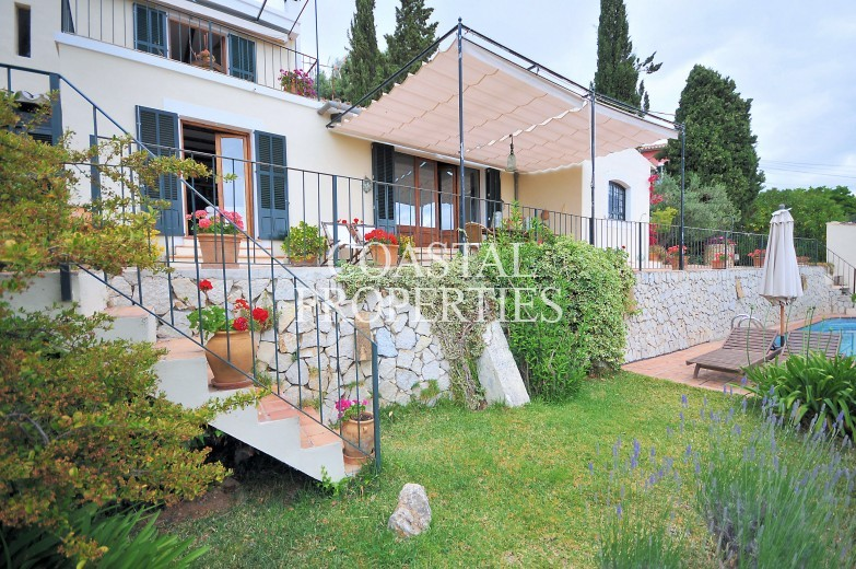 Property for Sale in Charming House With Lots Of Character For Sale In The Sleepy Village Galilea, Mallorca, Spain