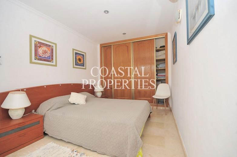 Property for Sale in Palmanova, Fantastic  Partial Sea View Penthouse With Super Large Terrace  Palmanova, Mallorca, Spain