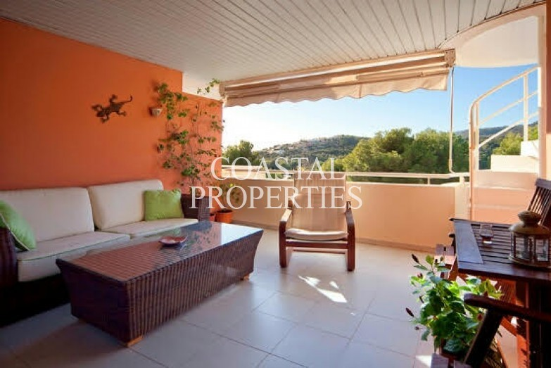 Property for Sale in Luxury Penthouse Apartment For Sale In Altos Del Golf Bendinat, Mallorca, Spain