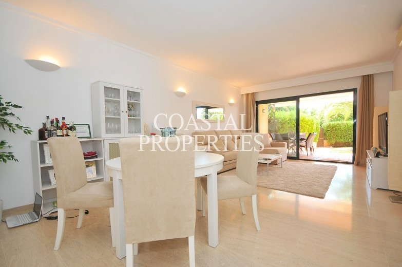 Property for Sale in Bendinat, Luxury 2 bedroom garden apartment for sale Olinto   Bendinat, Spain