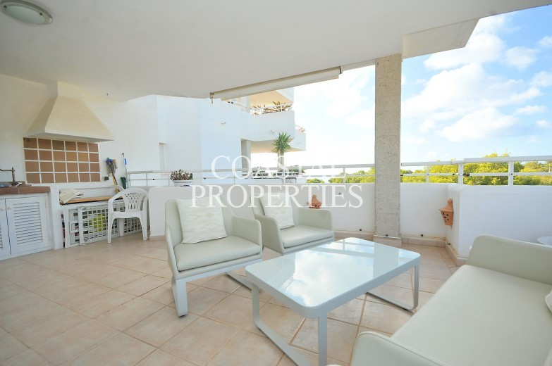 Property for Sale in Cala Vinyes, 2 bedroom sea view apartment with large terrace for sale Cala Vinyes, Mallorca, Spain